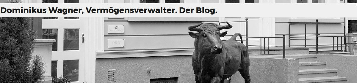 Dominikus Wagner – der Blog